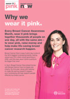 Why we wear it pink
